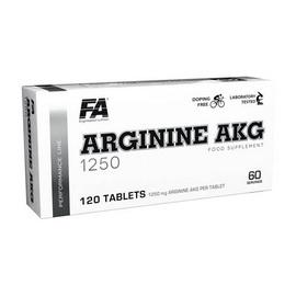 Arginine AKG 1250 (120 tabs)