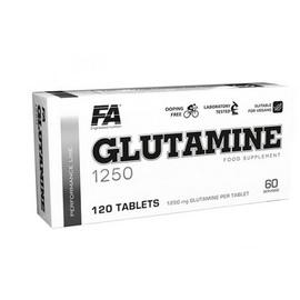 Glutamine 1250 (120 tabs)