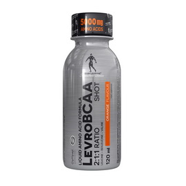 LevroBCAA 2:1:1 Ratio Shot (1 x 120 ml)