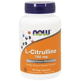 Citrulline 750 mg (90 veg caps)