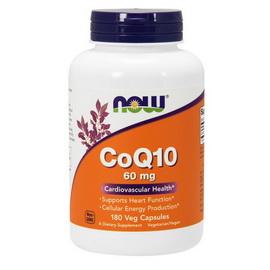 CoQ10 60 mg (180 veg caps)