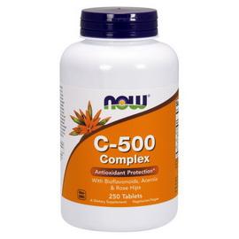 C-500 Complex (250 tabs)