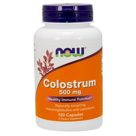 Colostrum 500 mg (120 veg caps)