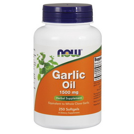 Garlic Oil (250 softgels)