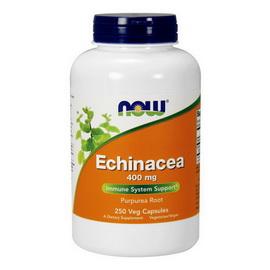 Echinacea 400 mg (250 veg caps)