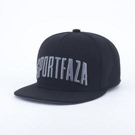 Кепка Снэпбек SportFaza Black-Grey (M, L, XL)