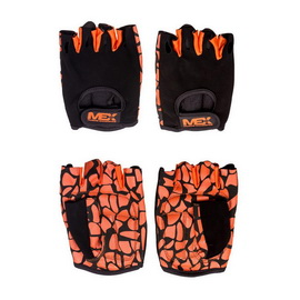 Flexi Gloves Orange (XS, S, M, L)