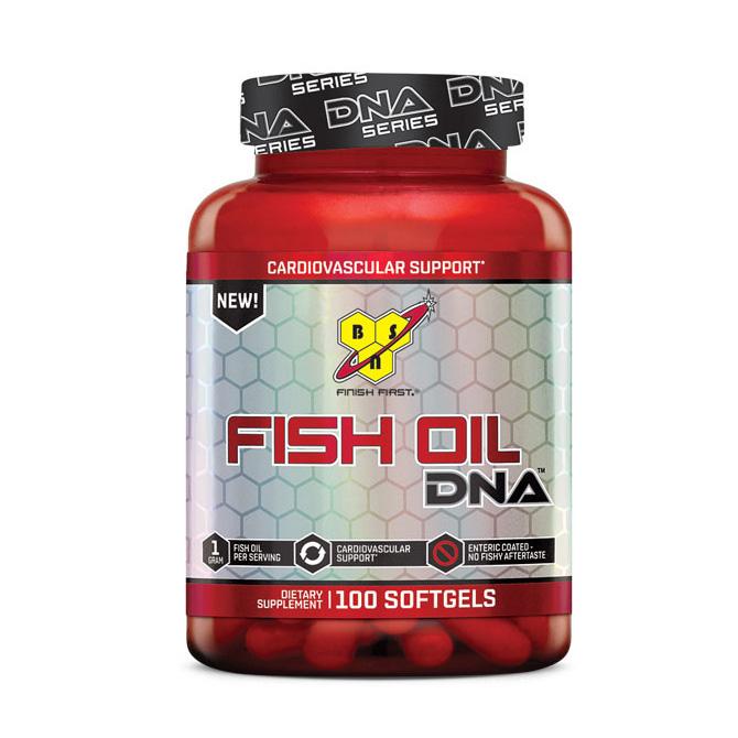 Fish Oil DNA (100 softgels)