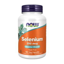 Selenium 200 mcg (180 veg caps)