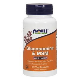 Glucosamine & MSM (60 veg caps)