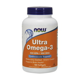Ultra Omega-3 (180 softgels)