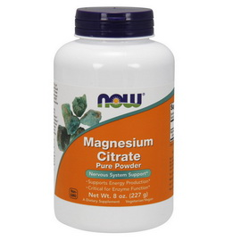 Magnesium Citrate Pure Powder (227 g)