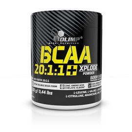 BCAA 20:1:1 + Xplode Powder (200 g)