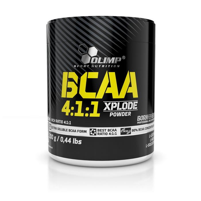 BCAA 4:1:1 Xplode Powder (200 g)