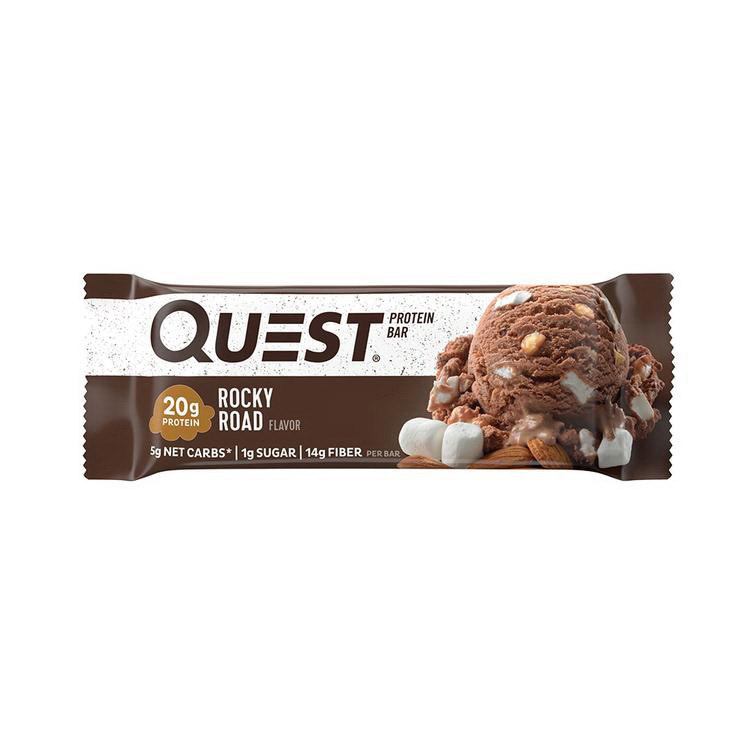 QuestBar Rocky Road (1 x 60 g)