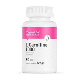 L-Carnitine 1000 (90 tabs)