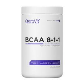 100% BCAA 8-1-1 Pure (400 g)