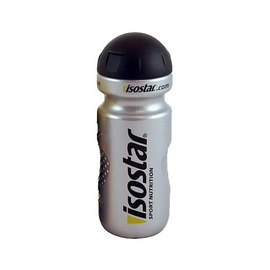Isostar Waterbottle Gray/Black (500 ml)