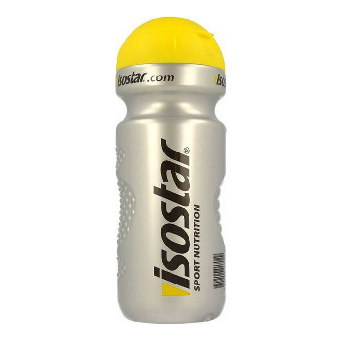 Isostar Waterbottle Gray/Yellow (500 ml)