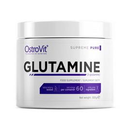 100% Glutamine Pure  (300 g)