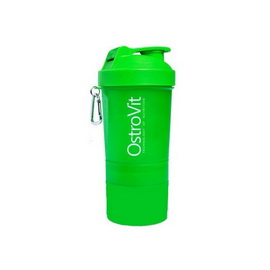 OstroVit Shaker 3 in 1 Green (400 ml)