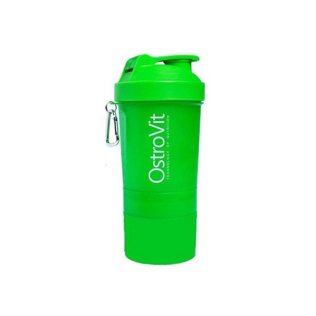 OstroVit Shaker 3 in 1 Green (400 ml)
