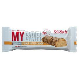 MyBar Peanut Butter Crunch (1 x 55 g)