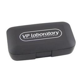 VP Laboratory Pillbox Black