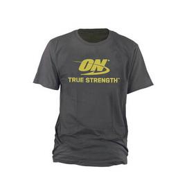 T-Shirt ON Dark Gray/Gold Logo (S, M, L, XL, XXL)