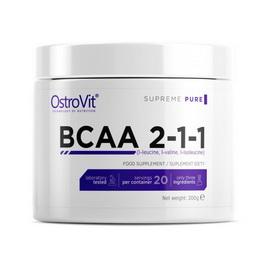 100% BCAA 2-1-1 Pure (200 g)