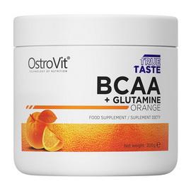 BCAA + Glutamine (200 g)