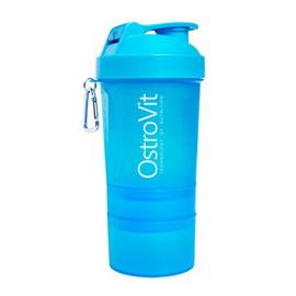 OstroVit Shaker 3 in 1 Blue (400 ml)