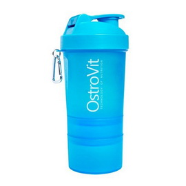 OstroVit Shaker 3 in 1 Blue (400 ml)