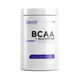 BCAA + Glutamine Pure (500 g)