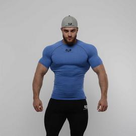 Компрес. футболка SF Premium Blue (S-XXXL)