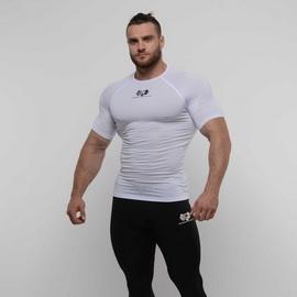 Компрес. футболка SF Premium White (S-XXXL)
