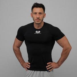 Компрес. футболка SF Premium Black (S-XXXL)