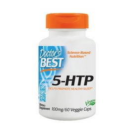 Best 5-HTP 100 mg (60 veg caps)