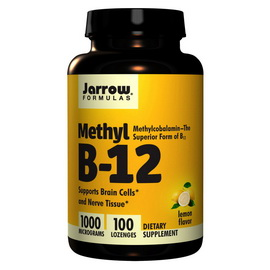 Methyl B-12 1000 mcg (100 lozenges)
