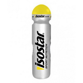 Isostar Waterbottle Gray/Yellow (1 l)