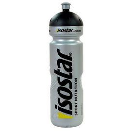 Isostar Waterbottle Gray/Black (1 l)