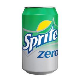 Sprite Zero Sugar (1 x 330 ml)