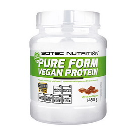 Pure Form Vegan Protein (450 g)
