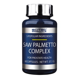 Saw Palmetto Complex (60 caps)