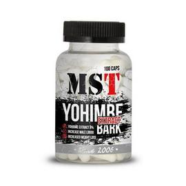 Yohimbe Bark Extract (100 caps)