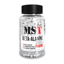 Beta-Alanine Pharm 3500 (120 caps)