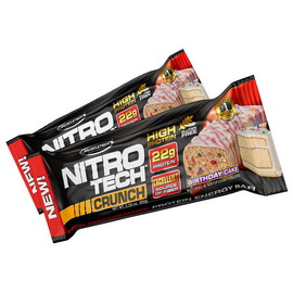 Nitro Tech Crunch Bar (1 x 65 g)