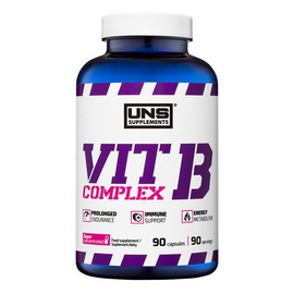 Vit B Complex (90 caps)