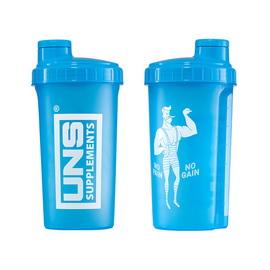 Shaker - No Pain No Gain Blue (700 ml)