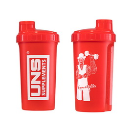 Shaker - Gymaholic Red (700 ml)